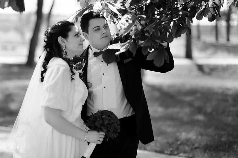 vestuvių fotosesija pavasarį