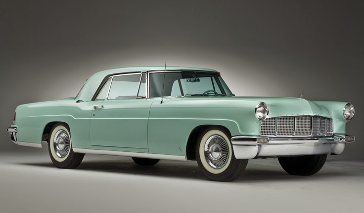 1950s Lincoln Continental