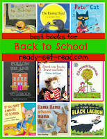 preschool theme, picture books