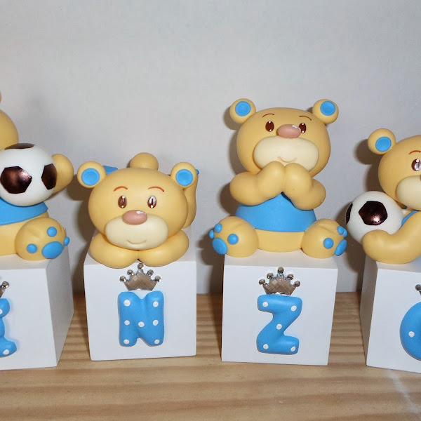 Cubos de Ursinhos