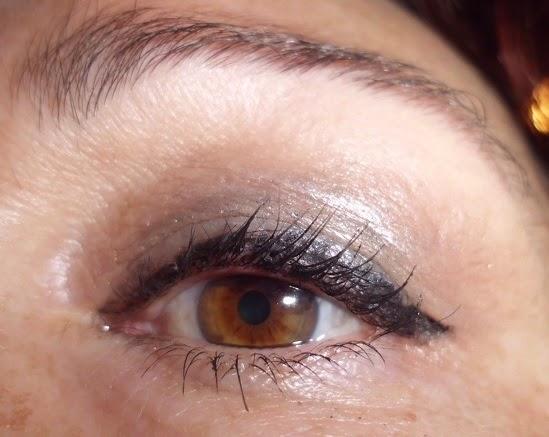 maquillaje de ojos de diario