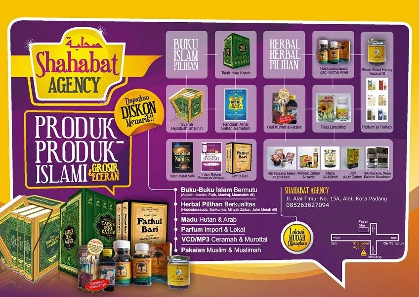 Jual Buku di Padang