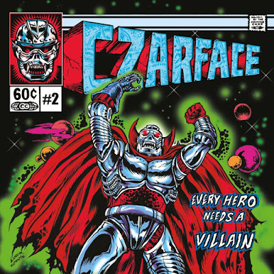 Czarface - Every Hero Needs A Villain [2015]