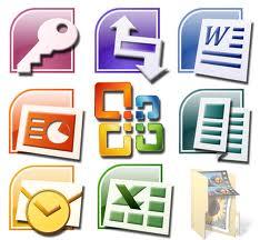 пиктограммы Microsoft Office
