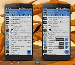BBM Mod Pure Calm v2.8.0.21 Apk Android