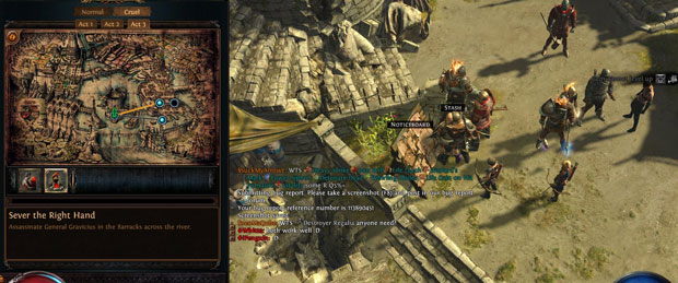 Path of Exile Quests Guide