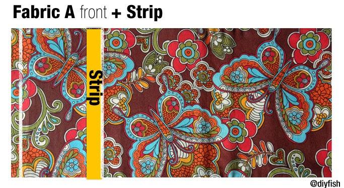 Diy Adjustable Book Cover : Tutorial no adjustable fabric book cover d i y