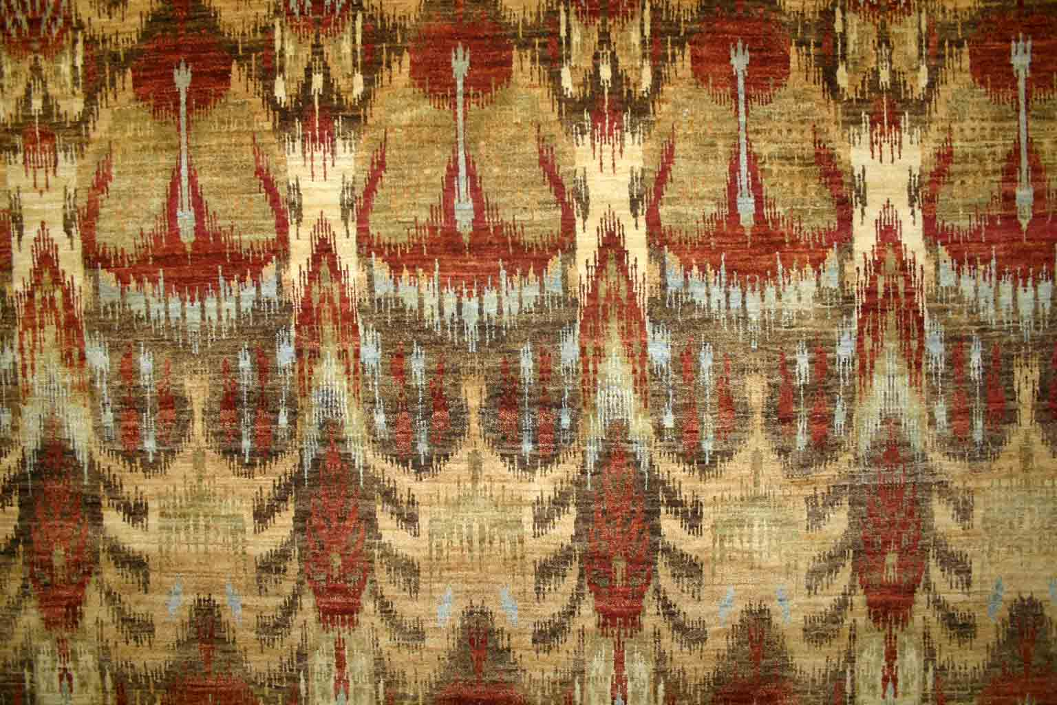 the flying carpets: ikat - it's all the rage in rugsby bruce