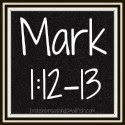 link to Sent to the Desert - Mark 1:12-13