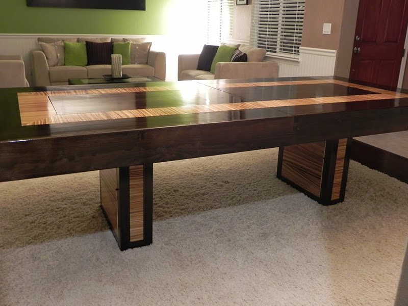 Luxury Poker Dining Table