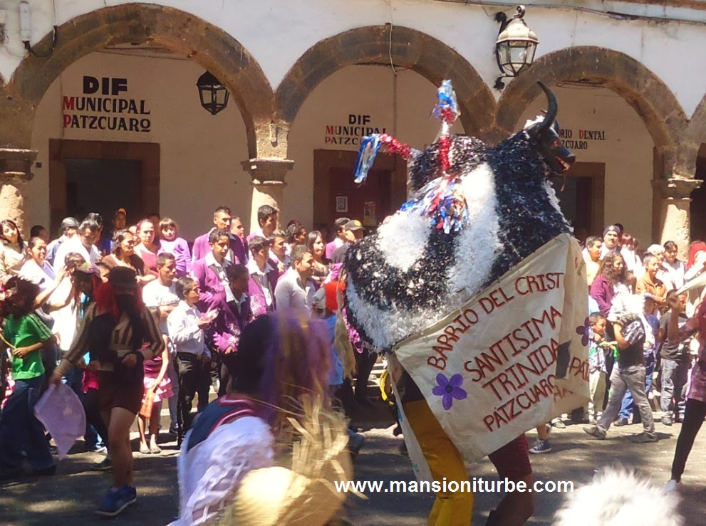 Carnival in Patzcuaro a Mexican Tradition
