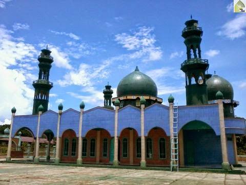 Masjid Baiturrahman Simpang Tiga Mataraman 2
