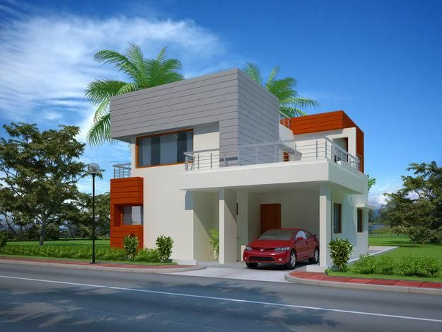 New home designs latest march 2013 for New model contemporary house