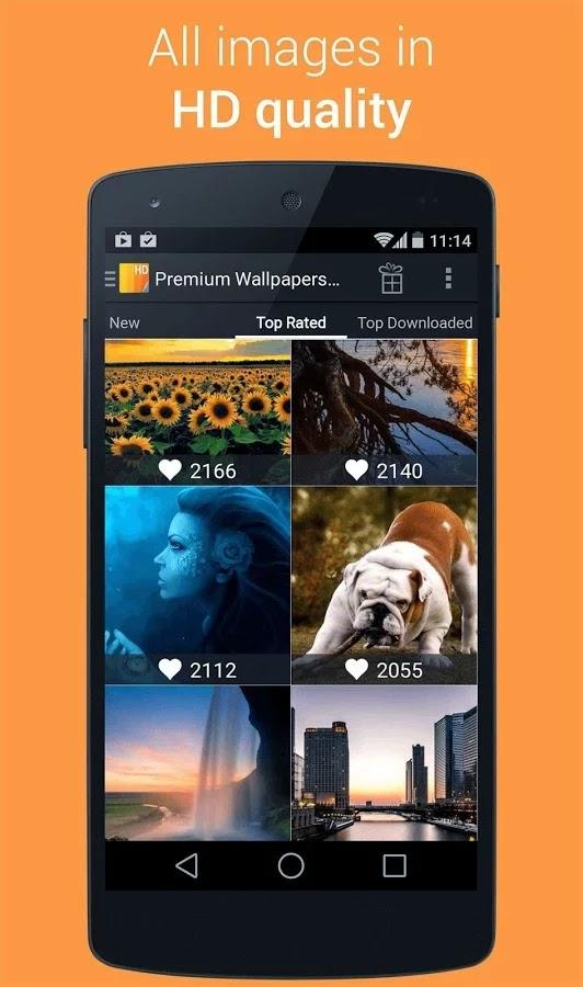 Premium Wallpapers HD Premium v2.5.12