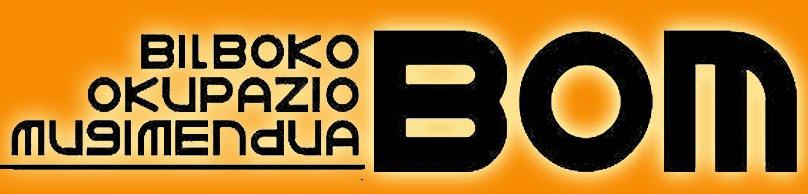 BILBOKO OKUPAZIO MUGIMENDUA