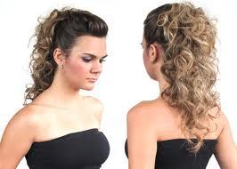 Penteados para Cabelos Cacheados Compridos- Famosas