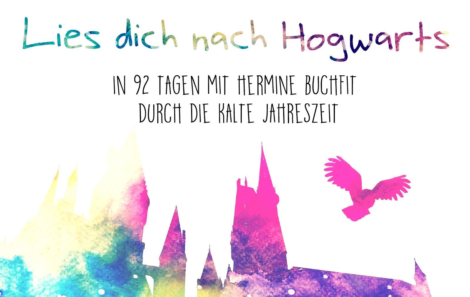 Lies dich nach Hogwarts!