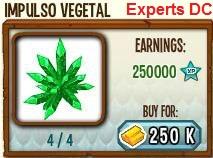 Impulso vegetal