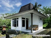 Rumah Joglo Bungalow Murah di Bali