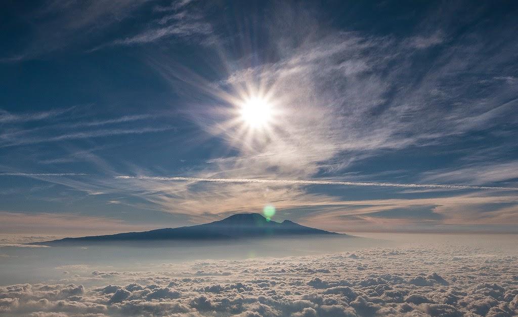 Monte Kilimanjaro – Tanzania
