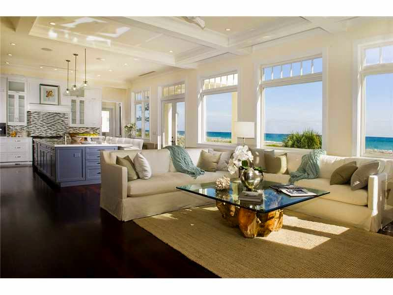 Delray Beach Oceanfront Home