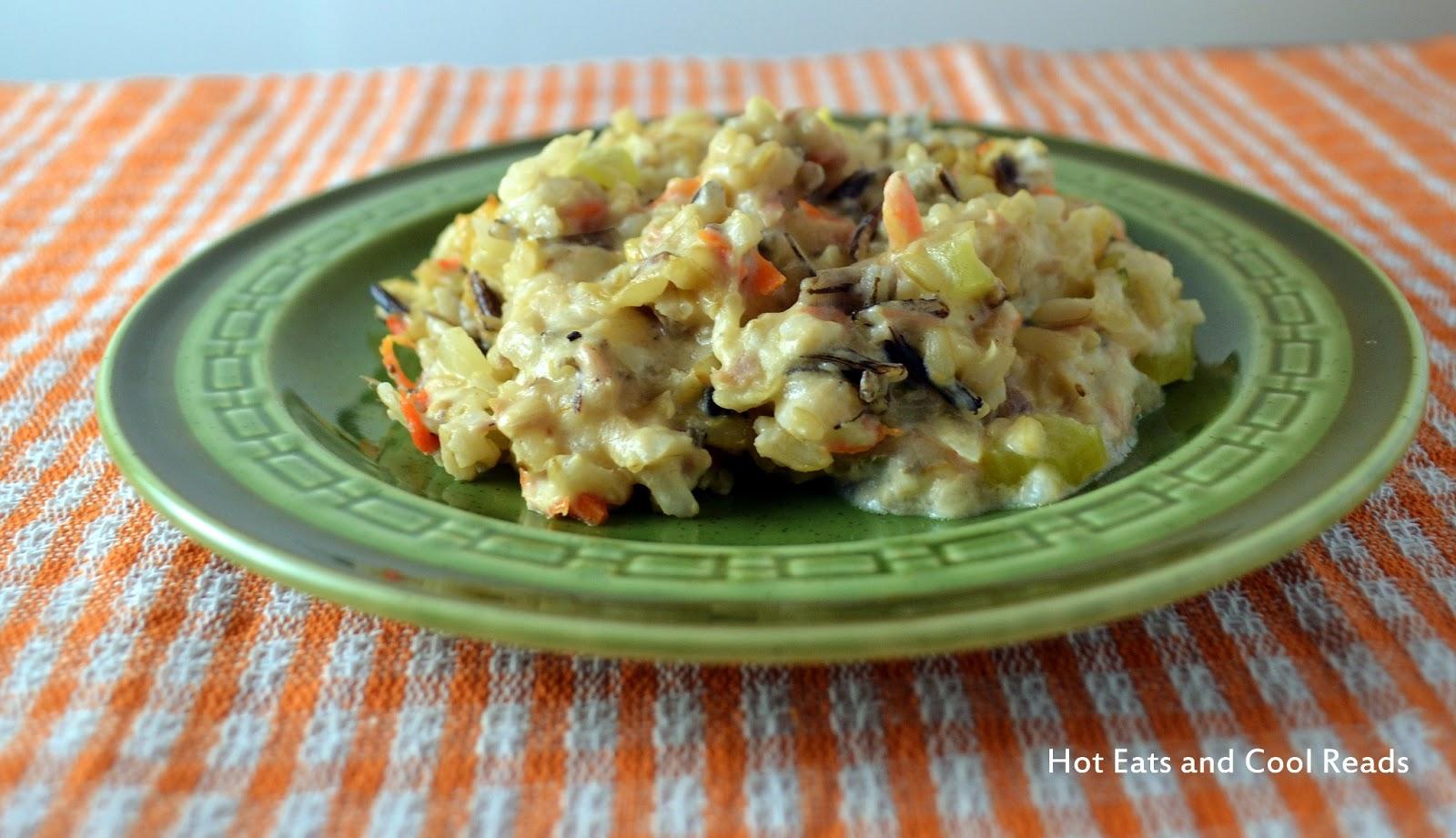 how to make tuna casserole with rice