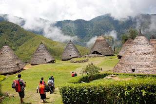 Rumah adat terunik se Indonesia