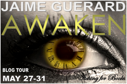 {Review+Giveaway} Awaken by Jaime Guerard