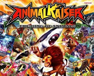 Inaya Aliyah Putri's Blog: Animal Kaiser