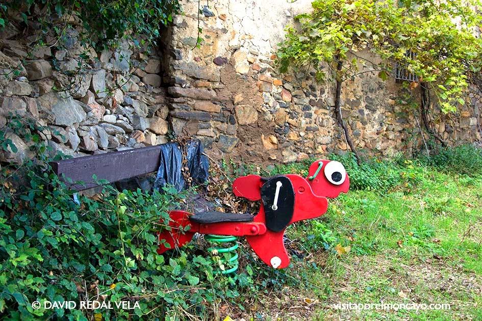 Juegos Infantiles Perdidos Moncayo Aldehuela de Agreda