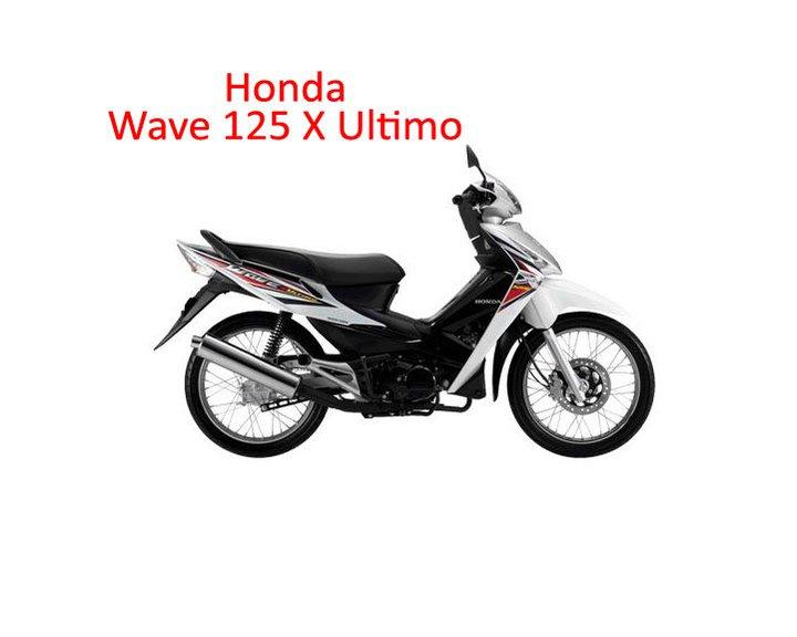 Tropicana Motorworld Honda Wave 125x Ultimo
