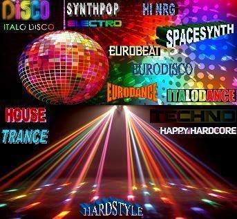 Elektronikus tánczenei korszakok