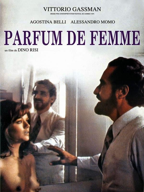 Affiche française de Parfum de femme (1974)