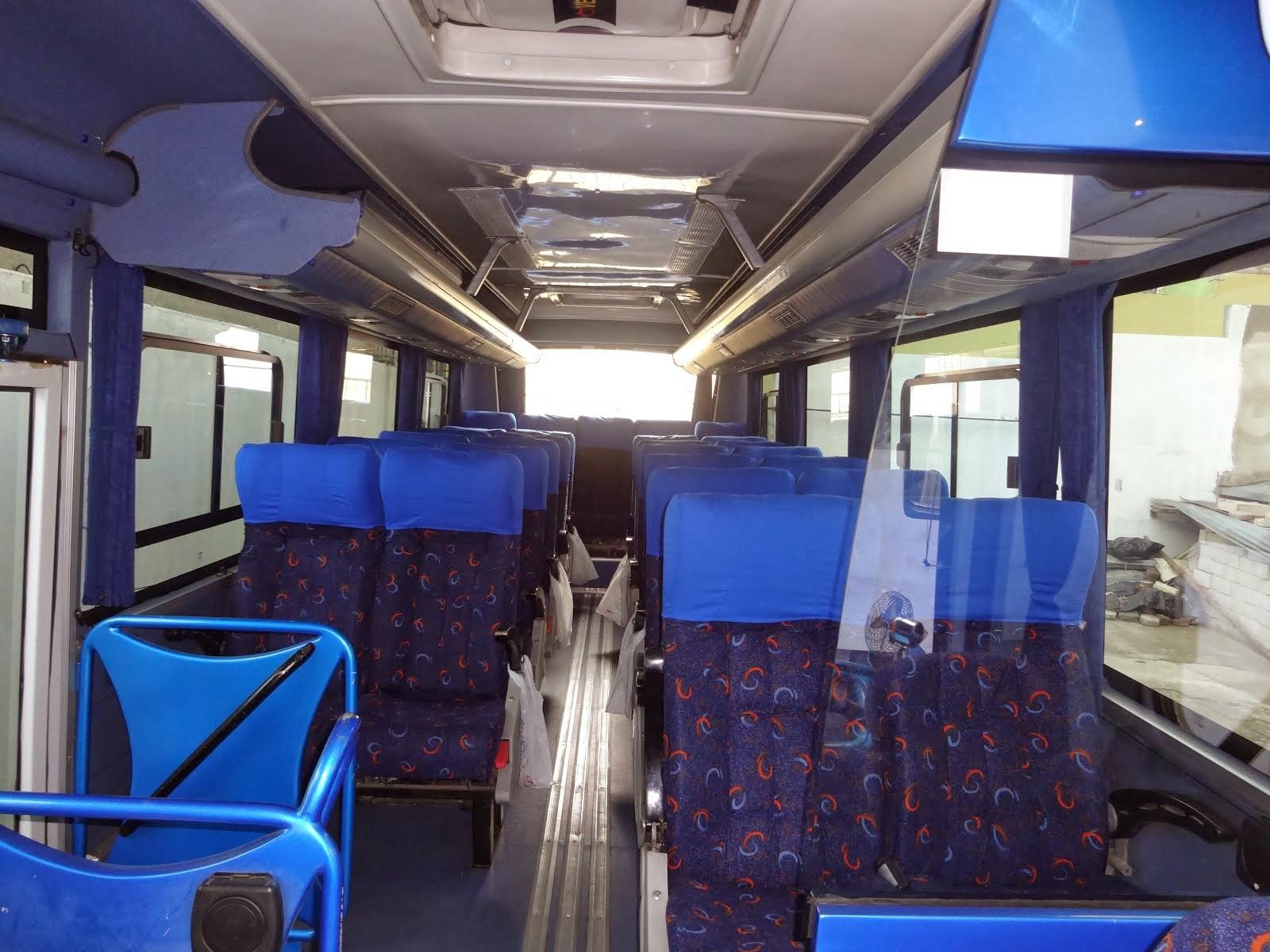 Capacidad 28 pasajeros