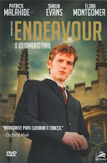 Endeavour: O Julgamento Final - DVDRip Dual Áudio
