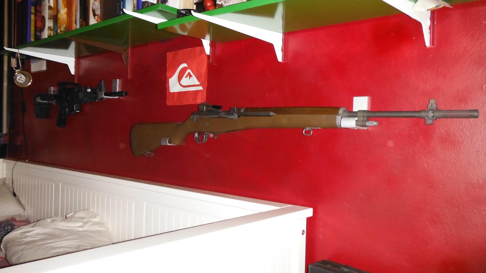 Blog fada soportes para fusiles en pared - Soporte cortina ikea ...