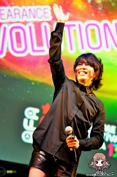 T.M.Revolution in Indonesia