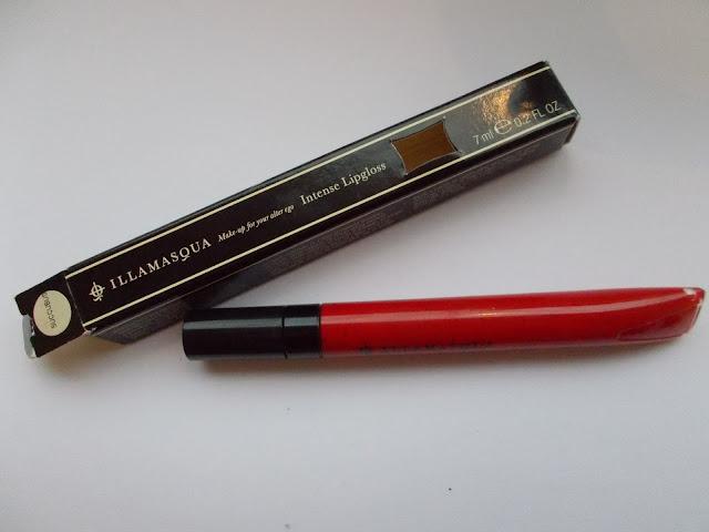 Illamasqua Intense Lipgloss in Succubus