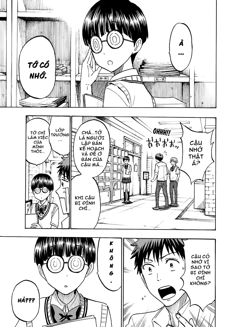 Yamada kun to 7 nin no Majo Chap 218 - Trang 7