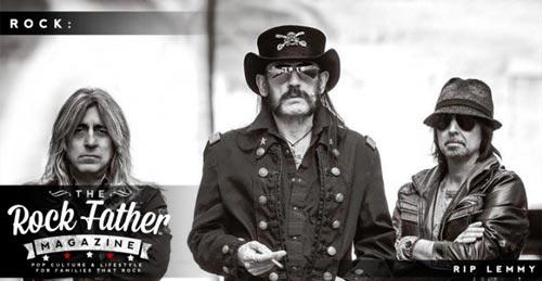 Lemmy Kilmister Meninggal