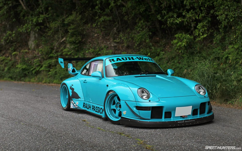 Rwb Porsche Tuner In Japan Unites Euro And Jdm Angelic Hugs