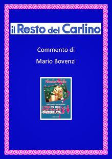 """Commento del Giornalista Mario Bovenzi, sul Quotidiano """"Il Resto del Carlino"""""""
