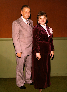 Nick Zaharakos' parents Stavros and Bertha