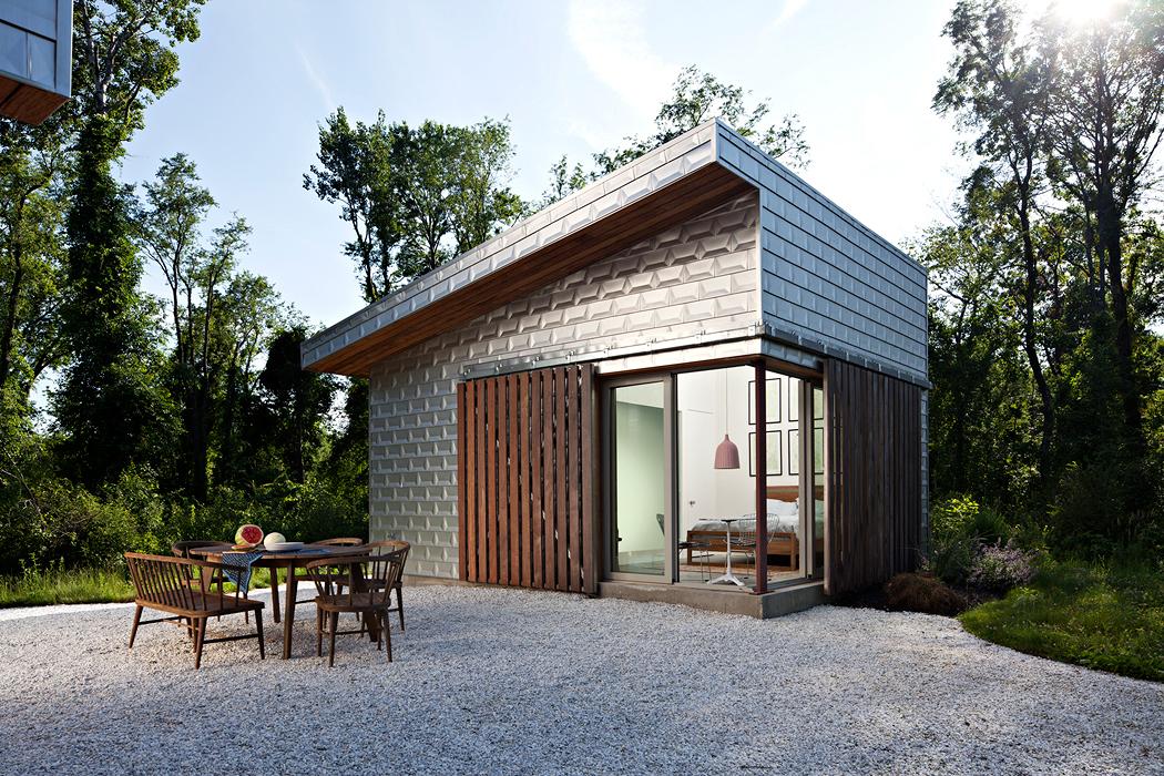 Casa moderna for Casa moderna ma calda
