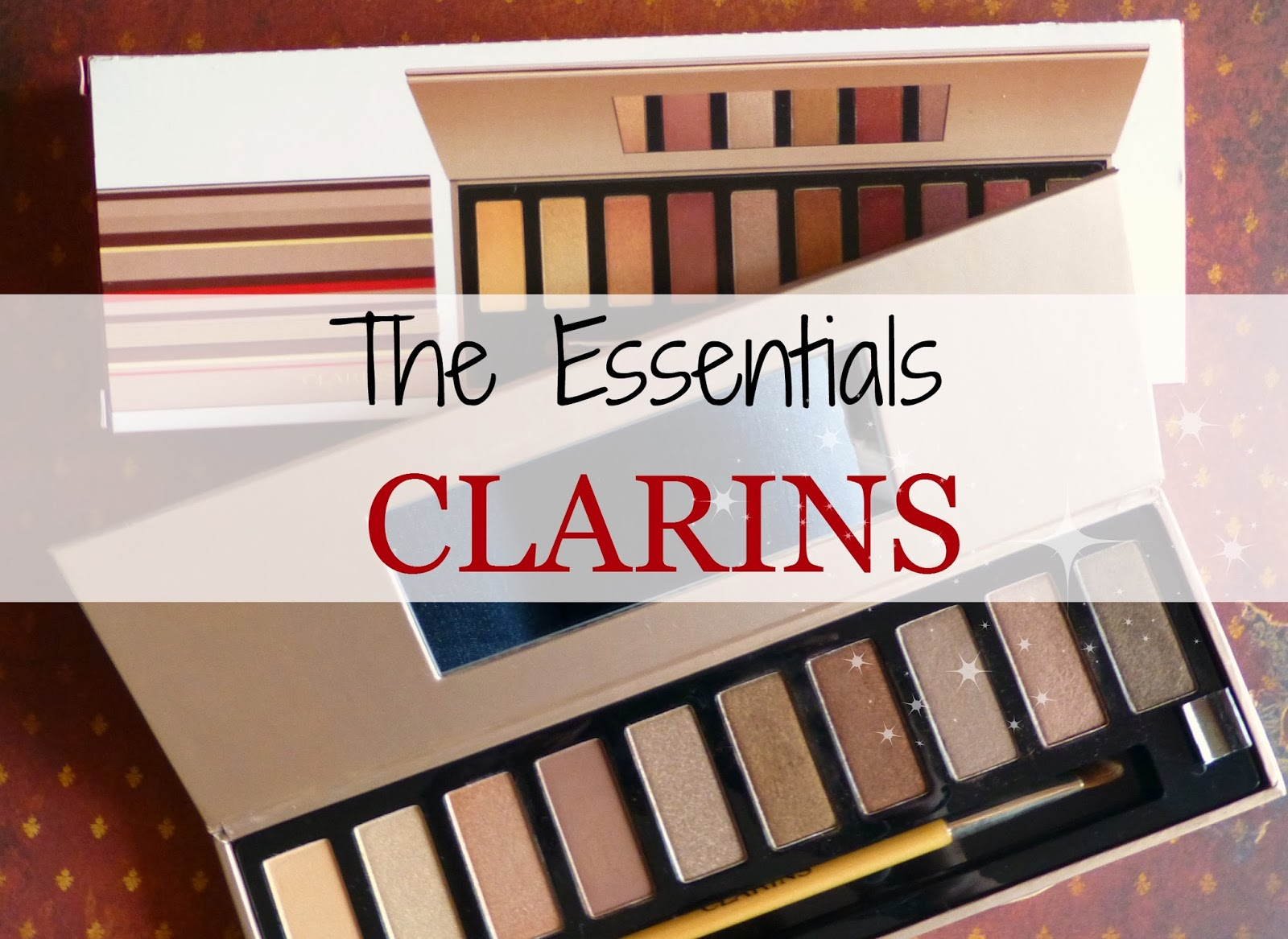 La Magnifique palette The Essentials CLARINS