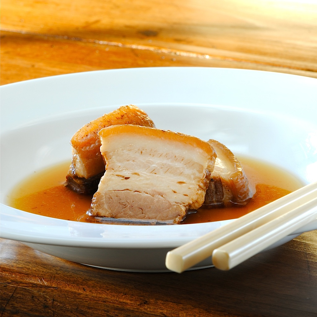 JULES FOOD...: Braised Pork Belly... Asian style with Coca ...