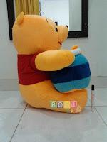 Boneka Winnie The Pooh Ukuran Jumbo