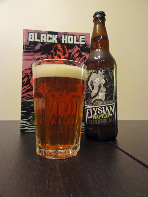 Elysian Rapture Heather Ale