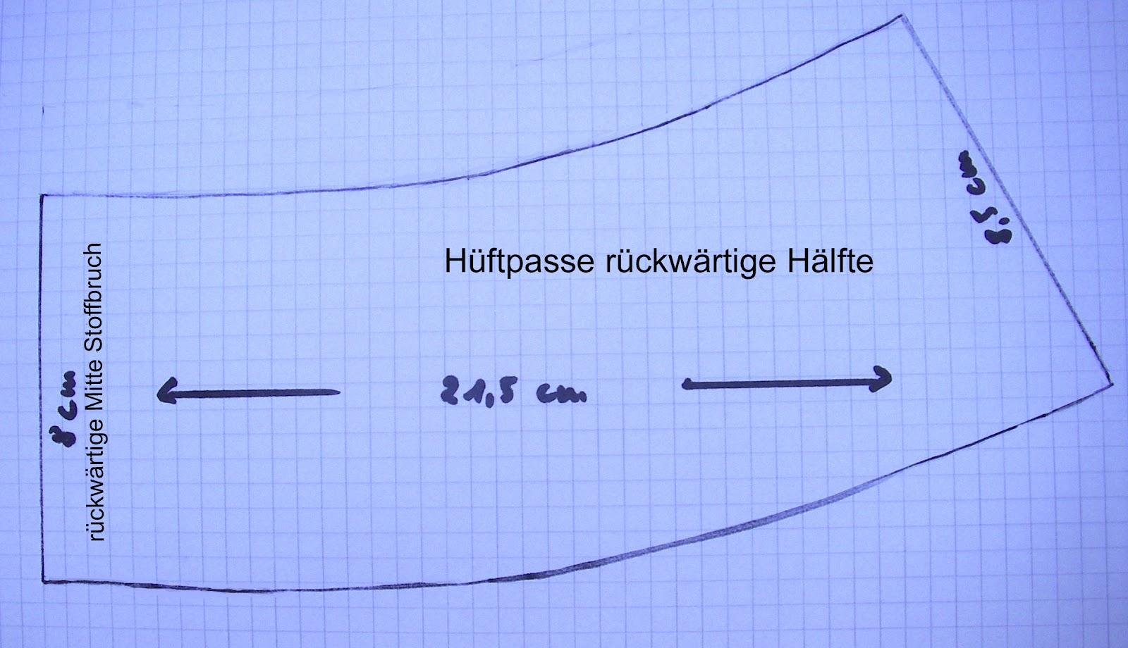 Ballonrock - gratis Schnittmuster - schnell genäht | Schnittmuster ...