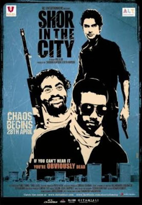 Shor in the City (2011) - DVDScR - 3GP Mobile Movies Online  Shor in the City (2011)
